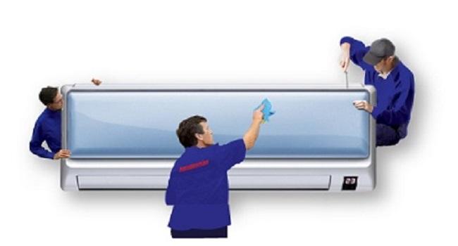 Bơm ga máy lạnh quận 6 TPHCM