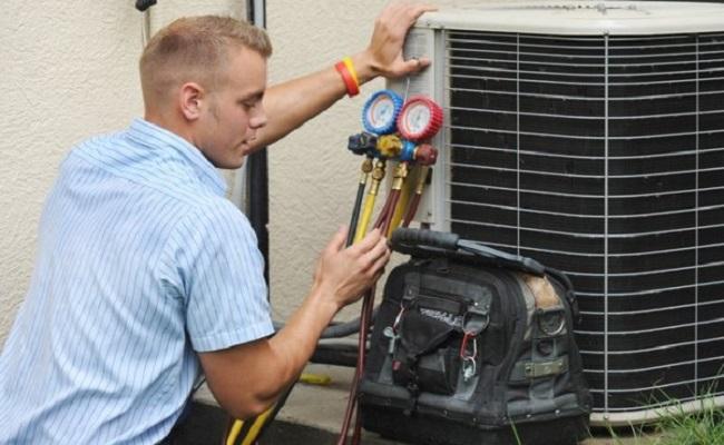 Cách khắc phục và sửa chữa máy lạnh bị hư block