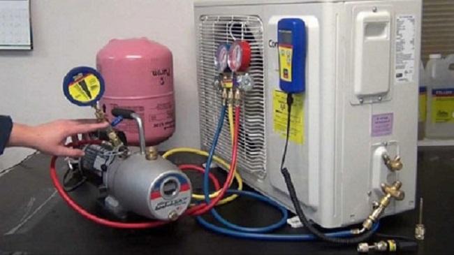 Cách kiểm tra ga máy lạnh