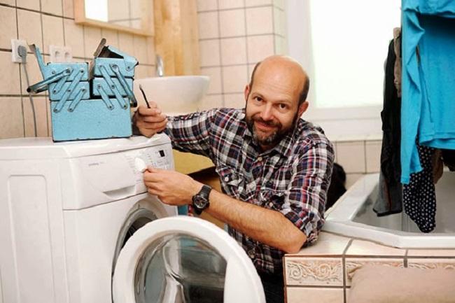 Cách thay dây curoa máy giặt tại nhà