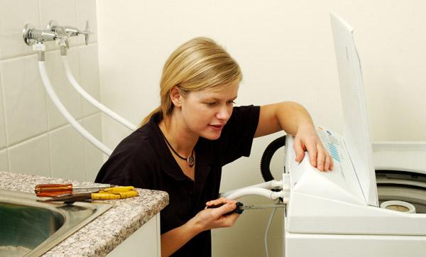 Cách xử lý máy giặt không xả nước