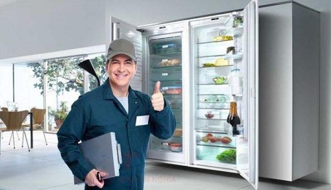 Sửa tủ lạnh giá bao nhiêu tiền?