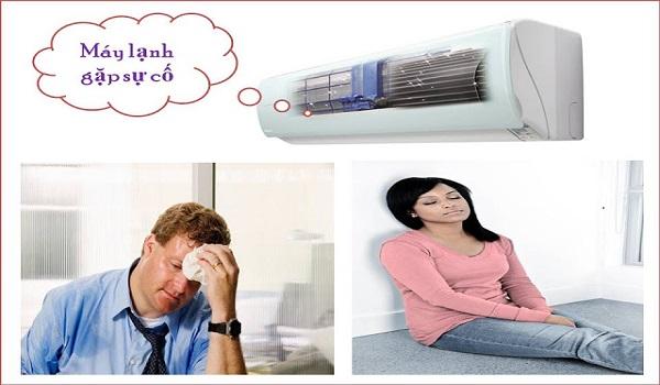 Kinh nghiệm chọn dịch vụ sửa chữa máy lạnh tại nhà