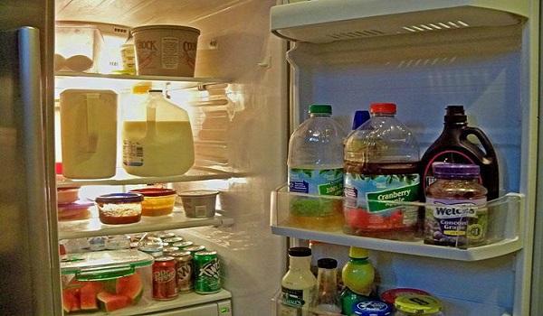 Làm gì khi đèn tủ lạnh không sáng?