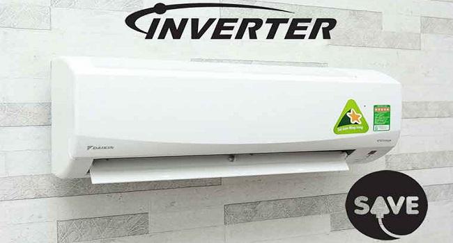 Làm sao để biết máy lạnh có inverter?