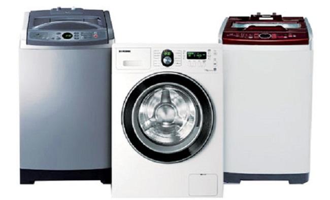Máy giặt tiêu thụ bao nhiêu điện năng mỗi tháng?