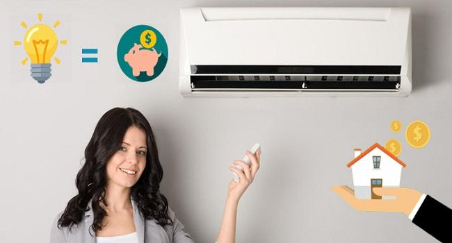 Điều hòa máy lạnh tiêu thụ điện như thế nào?
