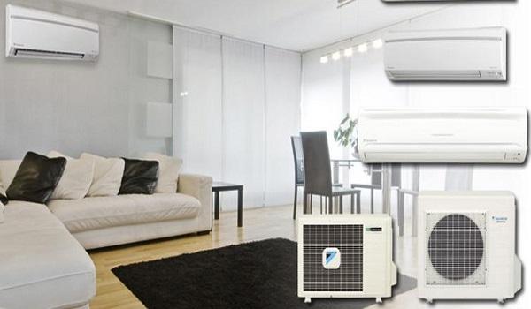 Một số loại máy lạnh phổ biến hiện nay