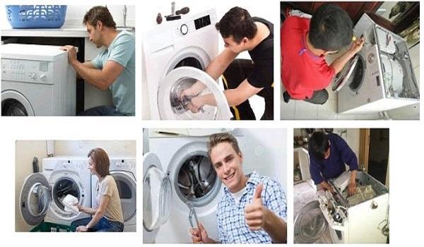 Những hư hỏng của máy giặt có thể tự sửa tại nhà