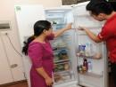 Những sự cố thường gặp với tủ lạnh