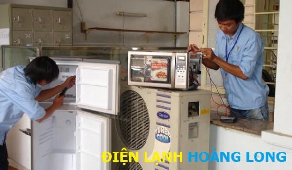 Sửa Chữa Tủ Lạnh Tại Nhà TPHCM
