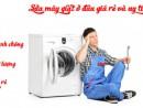 Sửa máy giặt ở đâu tốt và uy tín?