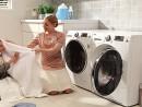 Cách vệ sinh bên trong máy giặt