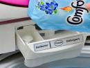 Khi nào nên đổ nước xả vải vào máy giặt?