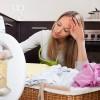 Tại sao máy giặt không giặt sạch quần áo?