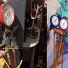 Nạp ga máy lạnh có gây cháy nổ không?